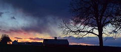 2018_1110Cold-Windy-Sunset-Pano0001 (maineman152 (Lou)) Tags: panorama sunsetpanorama sunsetsky cold windy nature naturephoto naturephotography landscape landscapephoto landscapephotography novembersunset november maine