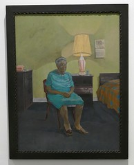 Robert Guinan - Portrait of Nelly Breda (1973) (larsen & co) Tags: panasonic panasoniclumixfz1000 lumix dmcfz1000 fz1000 mbalyon muséedesbeauxartslyon robertguinan portraitofnellybreda