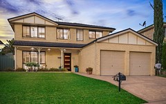 11 Norwin Place, Stanhope Gardens NSW