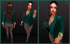 [CPS] Lilly Reign (Skylah Kesslinger) Tags: lotd secondlife slblogger equal10 c88 collabor88 slnewreleases estilovirtual latinasensl doux phedora tetra addamsclothing buzzeri emarie 7 se7en