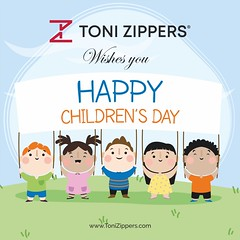Happy Childrens Day (tonizippers) Tags: happychildrensday childrens day toni tonislider tonizippers tonisliders zippers zipper zipfasteners zip zipperfasteners sliders slider manufacturer manufacturers manufacturing fasteners