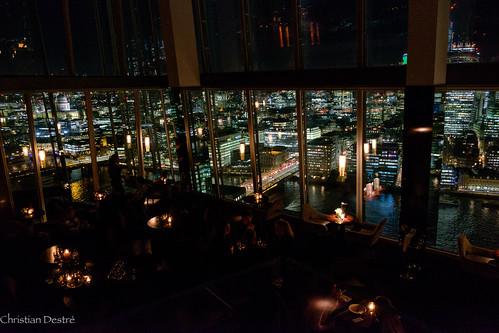 London balcony