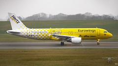 D-ABDU A320 EUROWINGS 'Hertz'