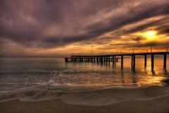 _DSC 3411 (SHAN DUTTA) Tags: sunset landscape peace weather coastline tranquil clouds waves shore