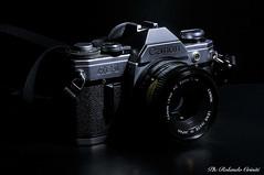 Canon AE1 (Rolando CRINITI) Tags: canonae1 canon reflex fotocamera macchinafotografica stilllife lightpainting