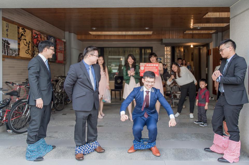台南東東宴會式場 婚宴 走在幸福的紅毯上 R & B 029