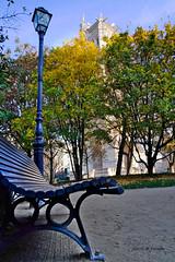 Square Saint Jacques, Paris.