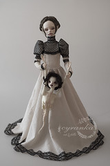 hold your doll (cyranka) Tags: dressbycyranka bjd bjdphoto marcelina dim irma dc dollzone