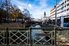 Bridge (Fredsbron) (Maria Eklind) Tags: höst bro gothenburg göteborg sweden bridge autumn city fredsbron västragötalandslän sverige se