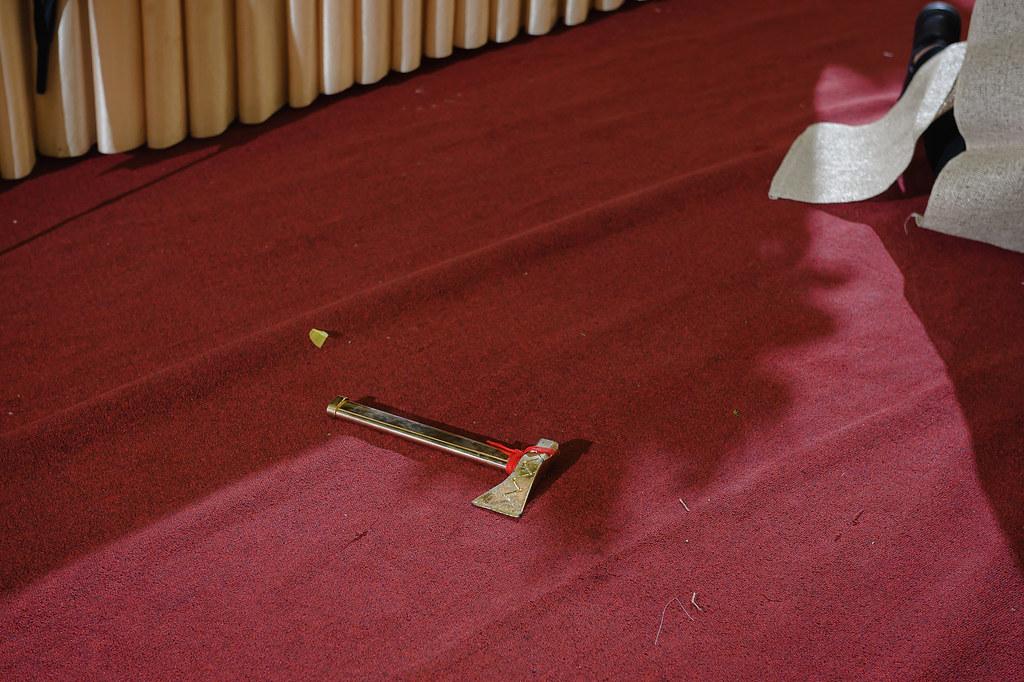 《喪禮攝影》板橋市立殯儀館/ 景福廳 / 高媽吳夫人