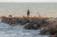 Sam Roi Yot (sillie_R) Tags: fisherman nationalpark ocean samroiyot sea thailand prachuapkhirikhan th