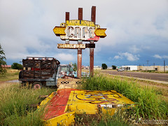 Ranch House Cafe - Route 66 (LocalOzarkian Photography - Ozarks/ Route 66 Photo) Tags: tucumcarinewmexico newmexico newmexicoroute66 route66 motherroad tucumcari ranchhousecafe gettingmykicks gettingmykicksonroute66