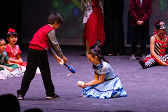 (Bianca Saybe) Tags: ballet children performing theatre nutcracker play musical fullerton college