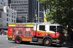 FRNSW | 256 | Balmain 012 (adelaidefire) Tags: frnsw fire rescue nsw new south wales 256 scania balmain 012