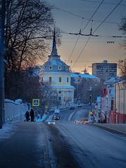 Храм Вознесения на Гороховом поле (banagher_links) Tags: fujifilm x20 moscow russia architecture