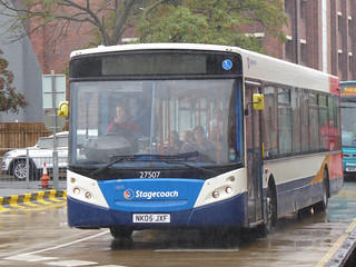 Stagecoach on Teesside 27507 (NK05 JXF)