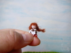 138-doll with a basket 17mm (5) (tinyteensdolls) Tags: amigurumi amigurumidoll artdoll crochet craft crochettoy crochetmini crochetminiature crochetdoll miniature mini microcrochet micro miniamigurumi minicrochet toy tinyamigurumi tiny threadcrochet handmade small