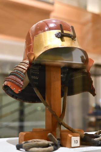 Helmet (Zunari Kabuto) (17th Century)