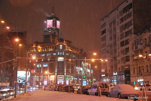 Засніжений зимовий Київ 316 InterNetri.Net Ukraine