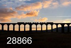 robfrance5d2_28866_151018_x66305_x66422_ribblehead_viaduct_3j11_drs_nr_edr16lr6pse15coefx4weblowres (RF_1) Tags: 2018 66 66305 66422 adhesion autumn battymoss britain class66 dales diesel directrailservices drs dusk electromotive emd england freight generalmotors gm haulage hauling leavesonline loco locomotive locomotives nds networkrail networkrailnationaldeliveryservice nucleardecommissioningauthority rail railfreight railheadtreatmenttrain railroad rails railway railwayviaduct railways rhtt ribblehead ribbleheadviaduct rural sc sandite settlecarlisle settletocarlisle silhouette silhouettes slippery sunset sunsets train trains transport uk viaduct watercannon yorkshire