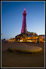 IMG_0123 Blackpool Tower (Scotchjohnnie) Tags: blackpool blackpoolilluminations blackpooltower lancashire landmark lowlight longexposure canon canoneos canon6d canonef24105mmf4lisusm scotchjohnnie