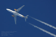 taken from my backyard 067 (planes, space, nature) Tags: thomas cook airlines dk1784 stockholm gran canaria airbus a330343 34 546 oyvki add tags plane away airliner altitude aircraft app aviation air airways airplane a330 camera contrail close coolpix chemtrail exposure heaven lens fernaufnahme far fly flugzeug flightradar24 fun funny garden high himmel hedge handy house jet kamera kondensstreifen sky luckyshot lense natur nature night nikon planespotting p900 rnav trail