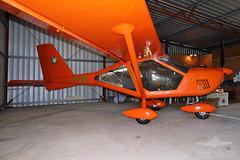 VH-OBO AEROPRAKT A22L FOXBAT (QFA744) Tags: vhobo aeroprakt a22l foxbat