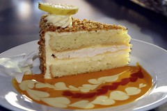 Extraordinary Desert (Prayitno / Thank you for (12 millions +) view) Tags: extraordinary dessert san diego ca california delicious cake pastry lemon praline meringue tasty beauty beautiful plate plating yummy