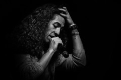 Leader Of The Band (Dawnsview) Tags: music rock pop altrock singer songwriter band creatingthescene dawnsview blackandwhite portrait