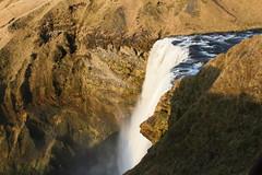 Iceland   November 2018 (JessJWhitworth) Tags: iceland golden circle gullfoss seljalandsfoss skogafoss glacier vik reykjavik geysir strokkur
