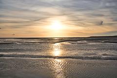 Baie de Somme (Denghar) Tags: sunset baiedesomme