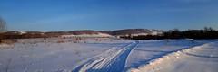Siberian crossroads (Сибирский перекресток) (MikleRav) Tags: syberia snow snowfield winter russia сибирь россия зима снег