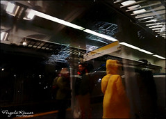 Day Dreaming... (angelakanner) Tags: sonynex6 train reflection