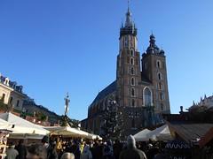 St. Mary's Church (pantkiewicz) Tags: poland krakow st marys church kościół mariacki