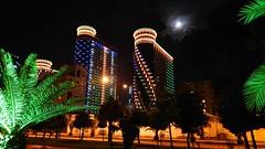 Batumi (alexandrarutynov) Tags: batumi architecture style moon illumination