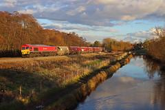 59202 Kintbury, 30 January 2019 (1V44 (Chris Morrison)) Tags: db 59202 class59 whatleystone actonwhatley berksandhantsline 30january2019 kennetandavoncanal uktrains berkshireuk gm freighttrains
