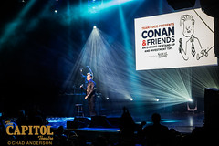 conan and friends 11.7.18 photos by chad anderson-7355 (capitoltheatre) Tags: thecapitoltheatre capitoltheatre thecap conan conanobrien conanfriends housephotographer portchester portchesterny comedy comedian funny laugh joke