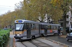 7805 44 (3) (brossel 8260) Tags: belgique bruxelles tram stib pcc