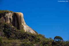 Hierve el agua 1 (Carlos Masés) Tags: landscape paisaje hierve el agua oaxaca méxico colors waterfall piedra petrea