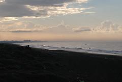 (Mnemomaz®) Tags: sea mare onde cavalloni waves surf dawn spiaggia sunrise beach