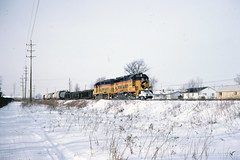 Chessie System Saginaw (Martin W. Burk) Tags: system chessie csx gt gtw grand trunk western michigan trains railroad train saginaw bay city mi durand tsby fallen flags detroit toledo shore line dts central cmgn mackinac mackinaw dm river