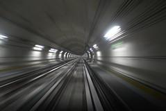 The tube (VauGio) Tags: metropolitana torino turin metro tube sub speed velocità tunnel corsa binario leica x1 under underground race motrice driving metropolitan leicax1 cof048cott cof048mark cof048dmnq cof048mvfs cof048ally cof048biz lacittàmetropolitanaditorinovistadavoi