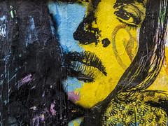 ... Túnel Dabadaba ... (Lanpernas .) Tags: art streetart tuneldabadaba urbanart 2018 donostia