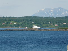 """Helgøy"" (OlafHorsevik) Tags: helgøy ferge ferga ferje ferja torghatten nord thn senjafergene øylandsruta stornes skrolsvik"