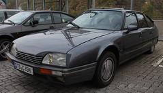 CX Turbo (Schwanzus_Longus) Tags: hamburg motor classics german germany france french old classic vintage car vehicle liftback citroen cx 25 gti turbo 2