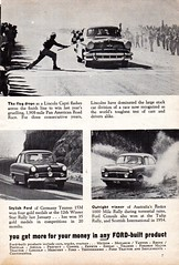 1955 World Wide Ford Companies You Win Every Time Ford Wins Page 2 Aussie Original Magazine Advertisement (Darren Marlow) Tags: 1 5 9 19 55 1955 w world wide f ford c car cool collectible collectors classic a automobile v vehicle e english england g german germany european europe u us usa united states american america aussie australian australia 50s