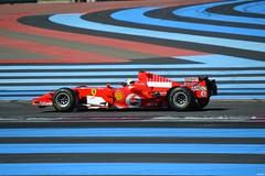 FERRARI 248 F1 ex MASSA - 2006 (SASSAchris) Tags: ferrari 248 f1 formule 1 formule1 voiture v8 italienne ricard rampante castellet circuit cavallino enzo maranello felipe massa days