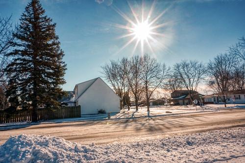 Winter Daystar