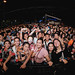 All smiles from the crowd at Dinagyang Music Festival
