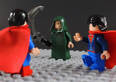 Oz Effect (-Metarix-) Tags: lego super hero minifig dc comics comic superman superboy mr oz rebirth universe new 52 jor el
